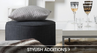 Home Accessories Footstools - mini banner