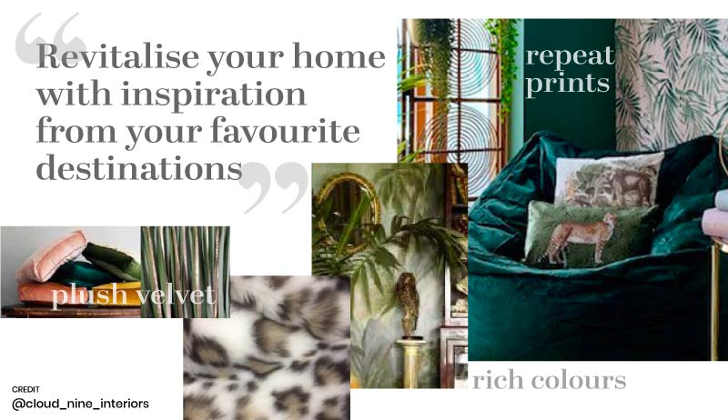 Revitalise your home