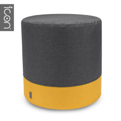 ICON™ Eclipse Pouffe