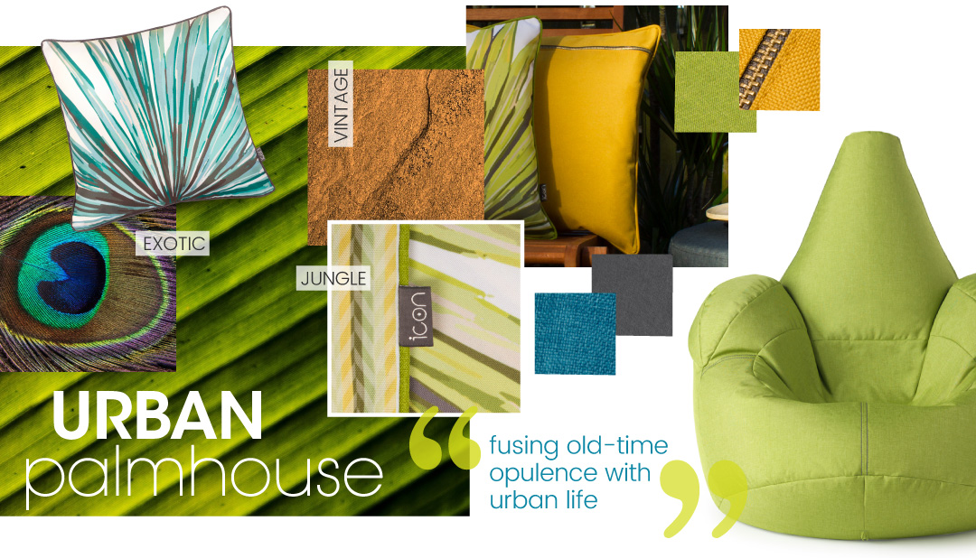 Urban Palm House
