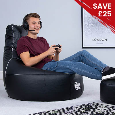 i-eX gaming chair Bean Bag