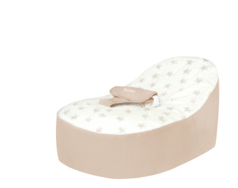 BambeanoR Baby Bean Bag Natural