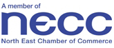 Member of the North East Chamber of Commerce
